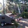 Cabin in the woods near Castlemaine