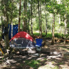 Private Tent Camping in quiet area