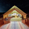Electric Yurt Experience with Pool