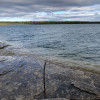 Lake Huron Rolls camping