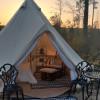 Lake City Glamping Tent