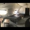 Furnished Tent Near the Hot Springs