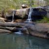 Splitters Swamp Creek Waterfall