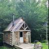 Little Log Cabin in Vermont