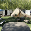 #1Wine Country Deluxe Glamping Yurt