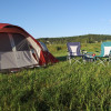 Custer's Last Chance Tent Camping