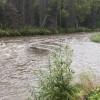 Between tributaries of Willow Creek
