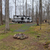 Camp Cacapon - RV site full hookups