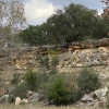 Old Quarry Bluff at d'Lux Ranch