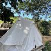 Canvas Yurt Medium Site C