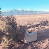 Camping near Sand Dunes