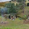 Remote Mountain Retreat