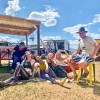 Rustic Ranch Glamp Camp