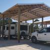 Keaton Beach Campsite 1 - Teddy
