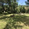 Shady Creekside Camping