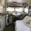 Vintage Camper in Rocky Glade