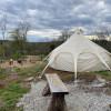 Hilltop Lotus Tent site