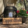 Copper Creek Canvas Bell Tent