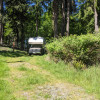 Wooded Parking on Whidbey Homestead