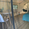 Glamping Mid Century style, Tent #2