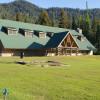Camp Fife, Bumping Lake, Mt Rainier