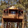 New Mexico Enchanting Treehouse