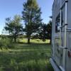 Carrabassett Stream Camp -tent site