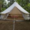 16'x16' Cozy Canvas Tent