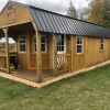 Peaceful Porch Cabin