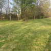 Level Grass Lawn for RV Camping