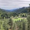Cascade Mountain Forest Camp