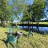 Cottonwood Pond on June Bud Farms