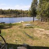 Stump Lake Cabin