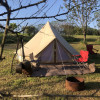 Fairview Farms Canvas Glamping Tent