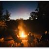Rustic Rural Camping
