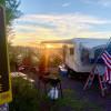 Farm camping near Bend + Sunriver