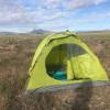 Camp below beautiful starlight