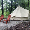 Glamping Bell Tent in Wine Country