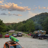 Daniel Boone RV Campground in RRG