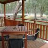 Deluxe Riverside Cabin