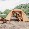 Seven Islands River front Campsites