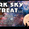 Primative Camp at  Dark Sky Retreat