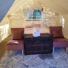 Privet Wall Tent in Forest Setting