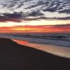 Golden beach hideaway