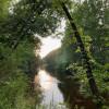 Peaceful creek privacy