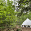 Wandering Way 18' Round Canvas Tent