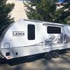 Lance Camper near Lake Roesiger
