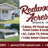 Redwood Acres Cabins and Rv
