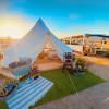 Glamorous High Desert Farm Yurt # 1