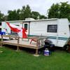 Lake-view RV Camping